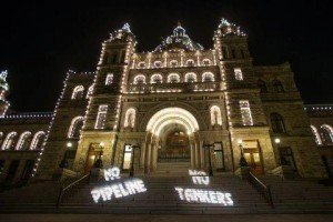 No Pipeline No Tar Sands Legislature Steps