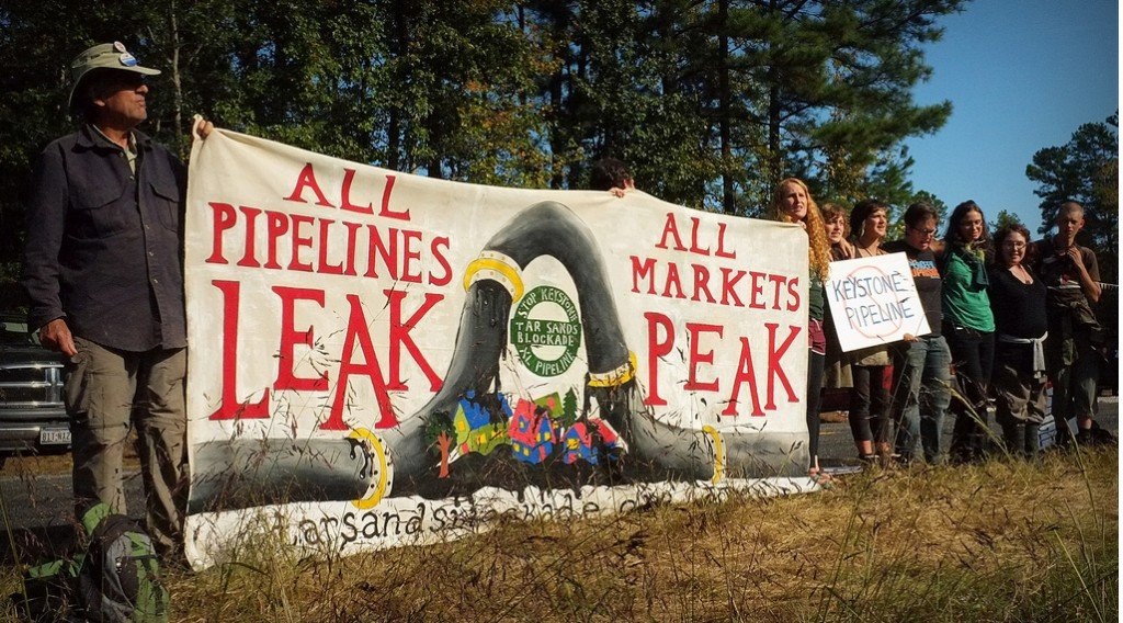 Lessons from Tar Sands Blockade