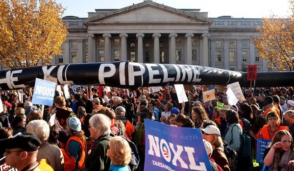 Stop the Keystone XL